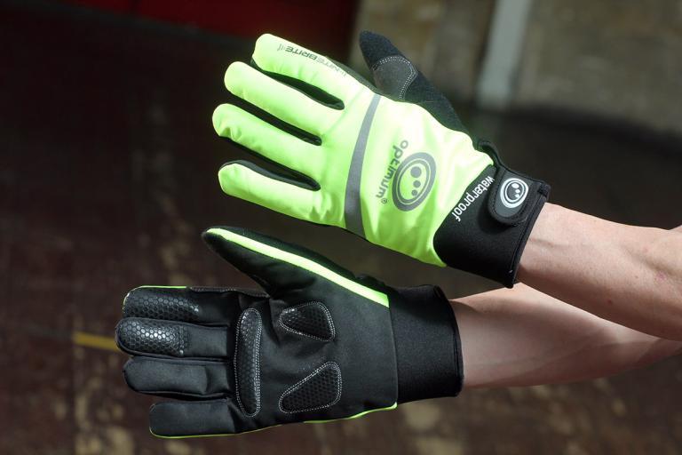 Optimum Nitebrite Waterproof Winter Gloves