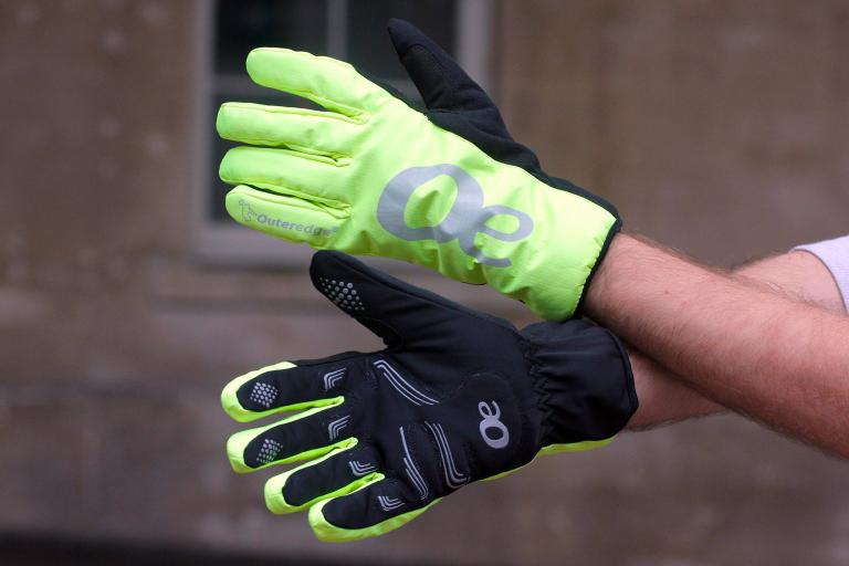 Outeredge Aerotex Rflective gloves