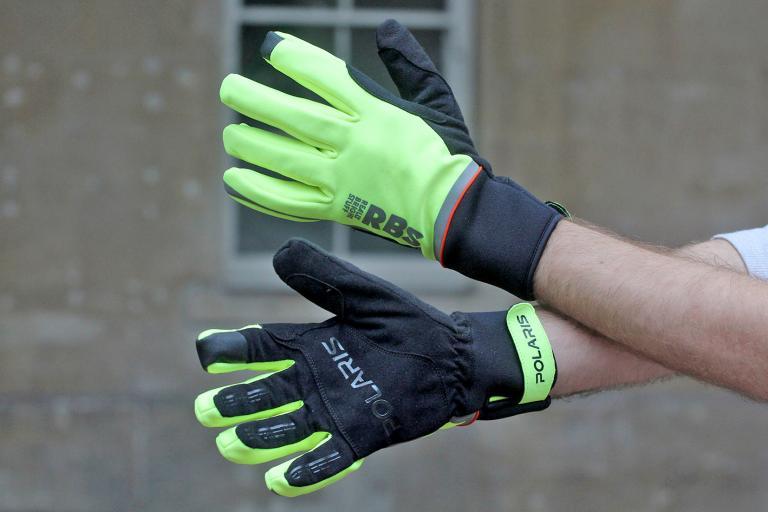 Polaris RBS Pro Tech gloves