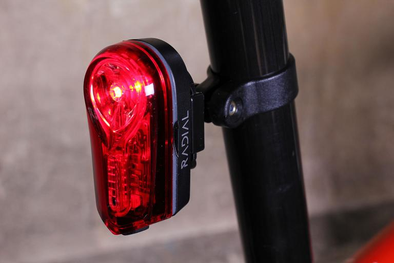 Radial Blaze rear light