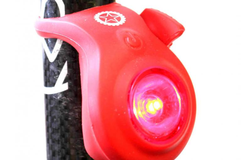 Revolution Flash Silicone Rear LED Light