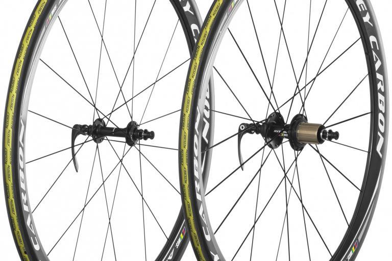 Ritchey WCS Apex Carbon wheels