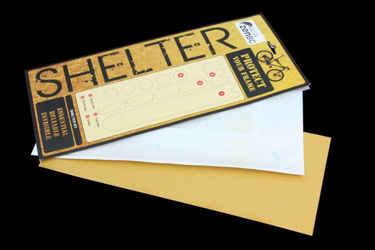 Shelter Frame protection tape kit