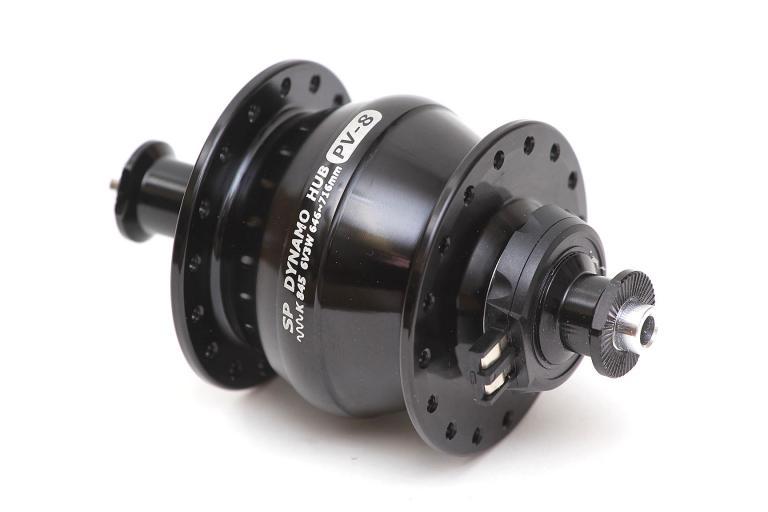 Shutter Precision PV-8 dynohub