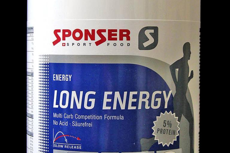 Sponser Long Energy drink mix