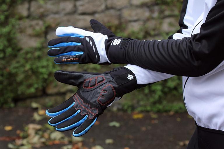Sportful Stretch Softshell gloves