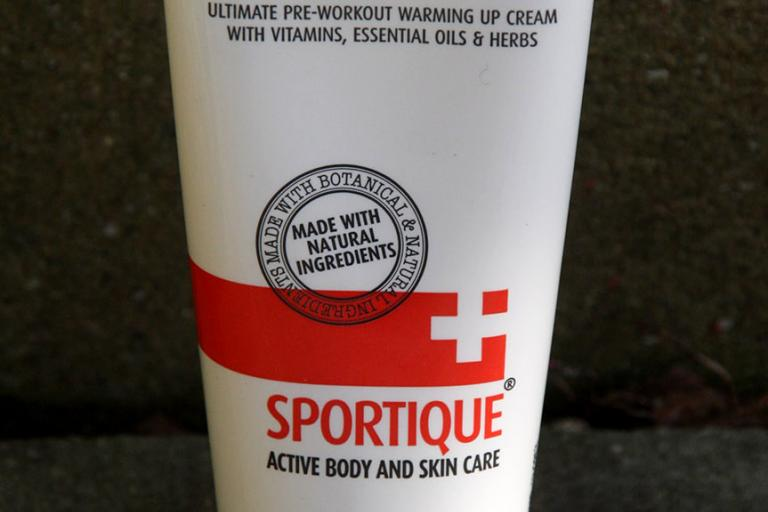 Sportique Get Going Cream
