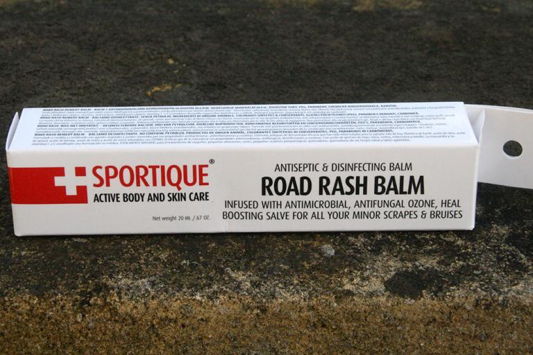 Sportique Road Rash Balm