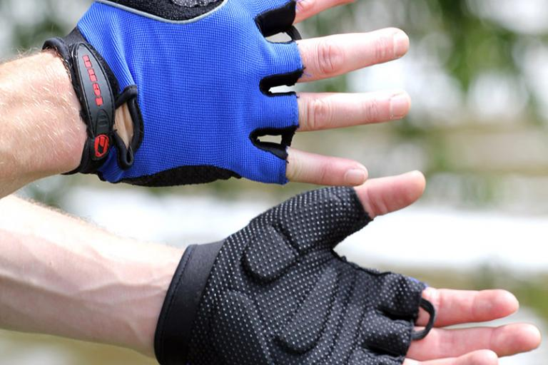 Tenn Outdoors Fingerless Cycling Mitts