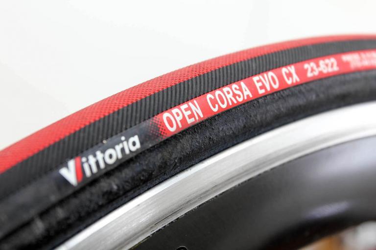 Vittoria Open Corsa Evo CX tyre