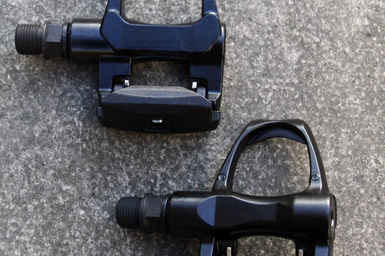Wellgo R096 Clipless Road Pedals