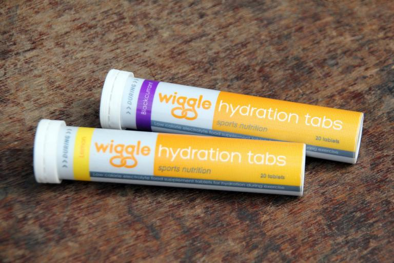 Wiggle Hydration tabs