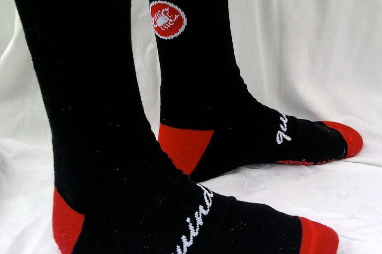 Castelli Quindici socks