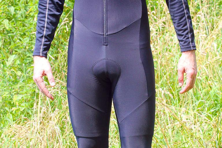 dhb Vaeon Roubaix Padded Bib tights - front