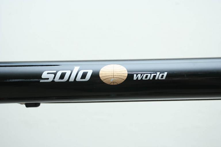 Ridgeback Solo World logo