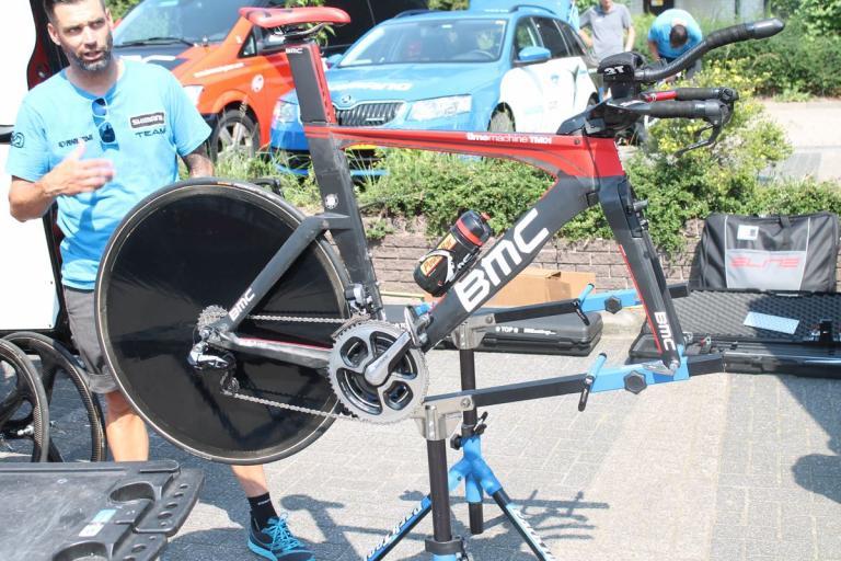 Tour de France 2015 Rohan Dennis TT bike  - 1
