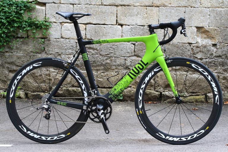 Rose Xeon CW - full bike