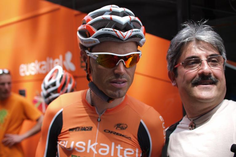Samuel Sánchez (copyright Simon MacMichael)