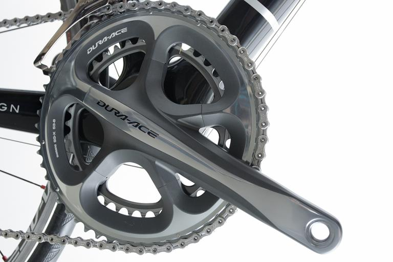 Dura Ace 7900 chainset