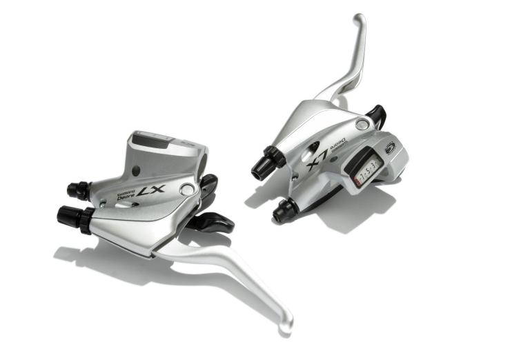 LX 2009 integrated shifters