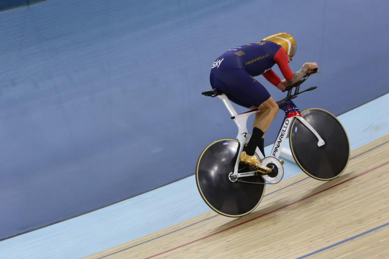 Sir Bradley Wiggins UCI Hour Record 04 picture credit Harry Dowdney from Rapha