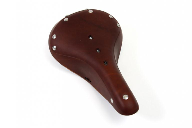 Spa Cycles Nidd Leather Saddle 2