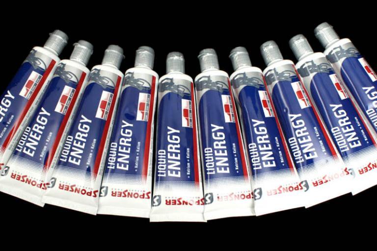 Sponser Sport Food Liquid Energy