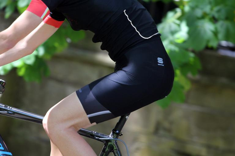 Sportful R and D bib shorts and jersey - shorts riding