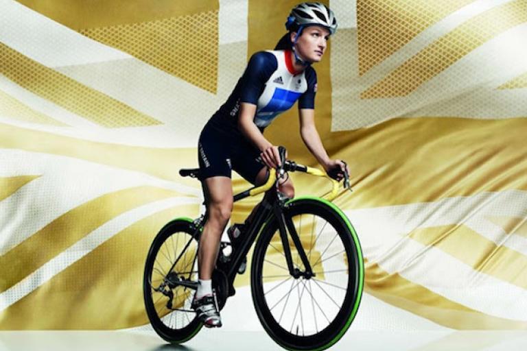 Team GB 2012 Lizzie Armitstead