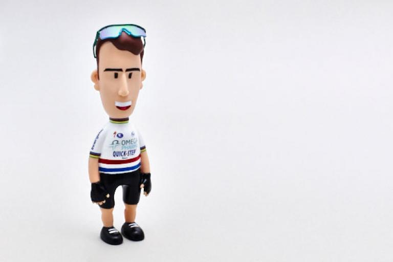 Mark Cavendish pocket sized vinyl figure