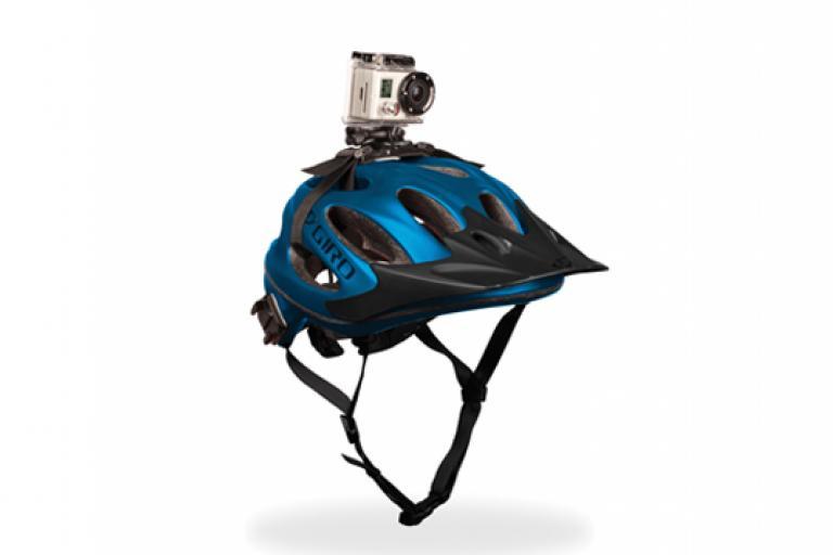 GoPro HD Hero2 helmet mounted