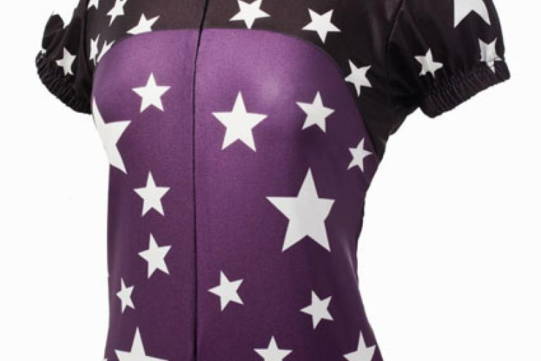 AnaNichoola Black Star Jersey