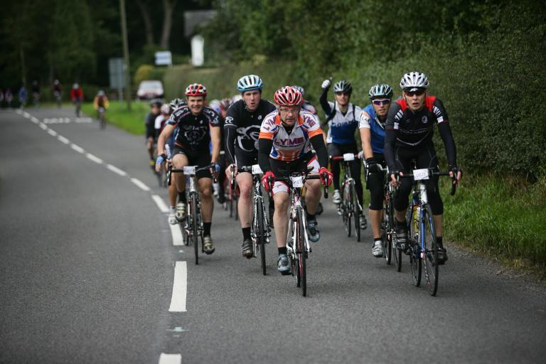 Tour ride South West 2009