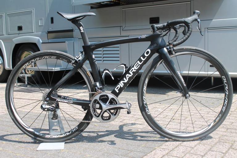 Pinarello Dogma F8 2015 Richie Porte Tour de France complete bike