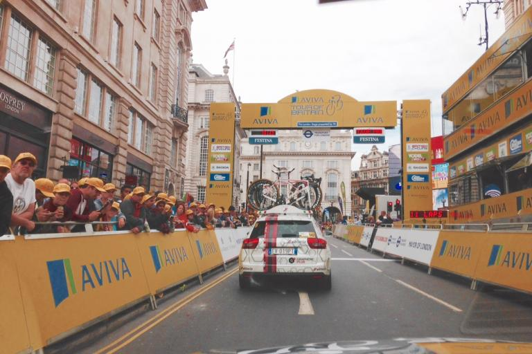 Tour of Britain 2015 London 02
