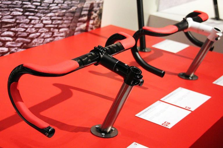 Trek World 2012 Bontrager Race X Light Isozone bar
