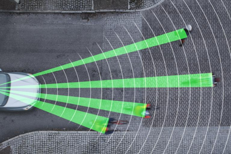 Volvo Cyclist Detection System 01
