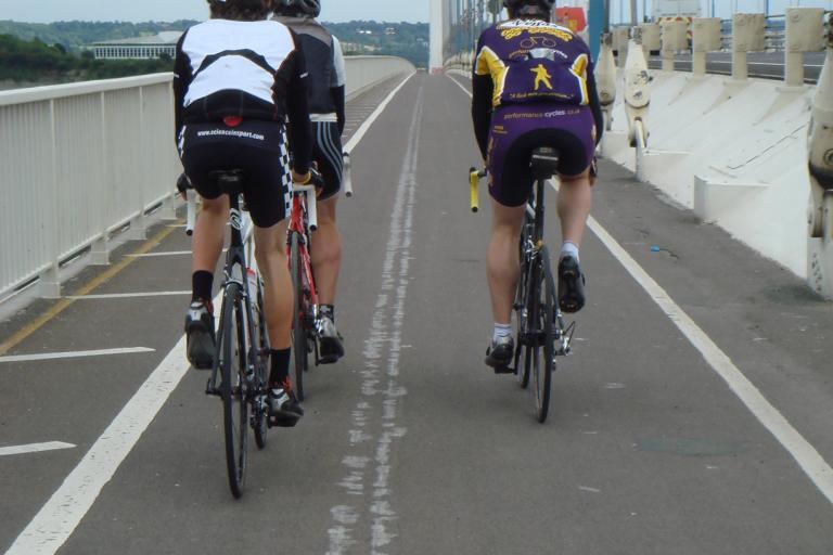 Severn Bridge Sportive recce 2