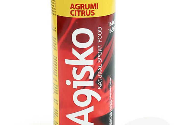 Agisko Citrus energy gel