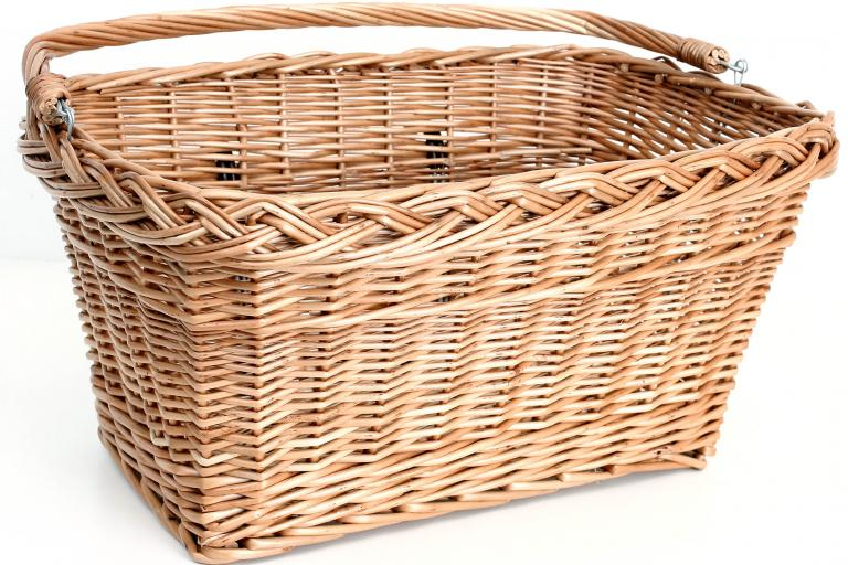 Basil Wicker basket