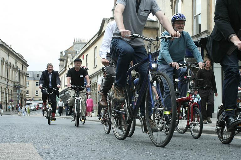 Bath Cycling Summit - ride 2