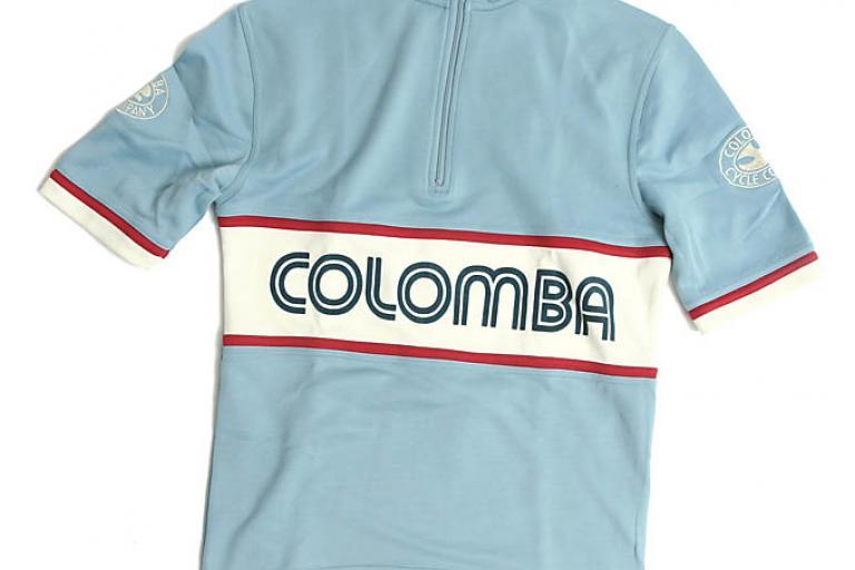 Colomba Peace Race jersey