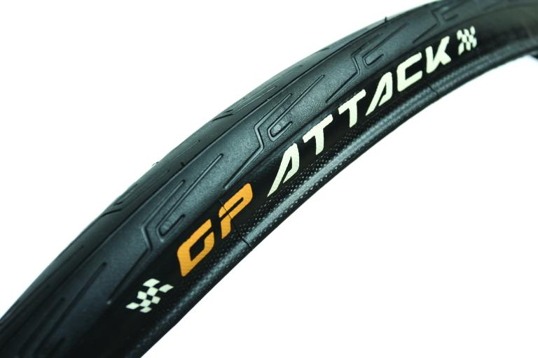 Continental Attack 24mm tyre