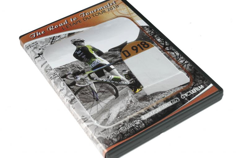 Cyclefilm The Road to Tourmalet DVD