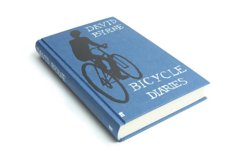 David Byrne Bicycle Diaries