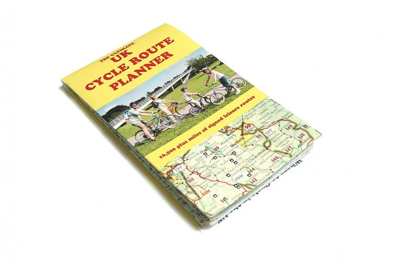 Excellent Books UK Cycle Route Planner