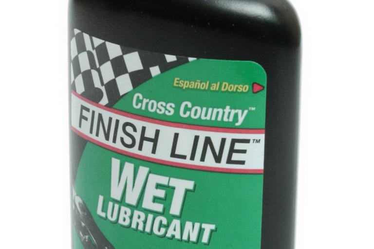 Finish Line Cross Country Wet Lube