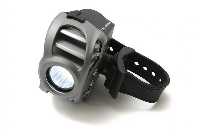 Light and Motion Vega 120 front light