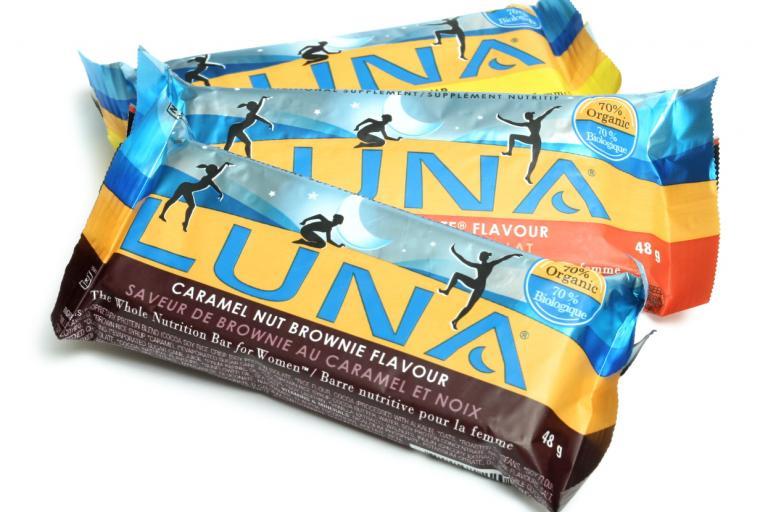 Luna Energy Bars