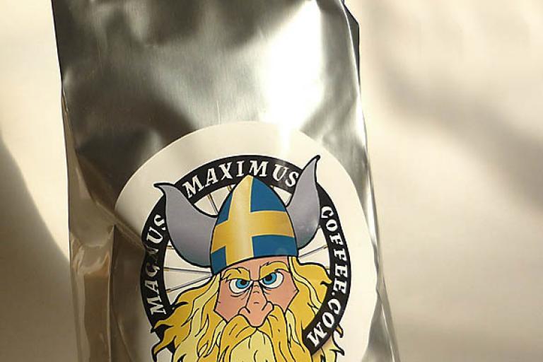 Magnus Maximus coffee
